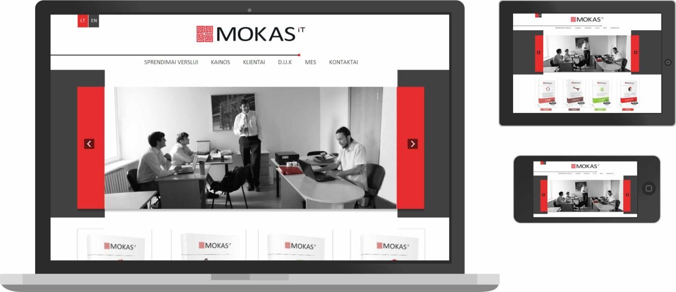 Web dizainas, mokas