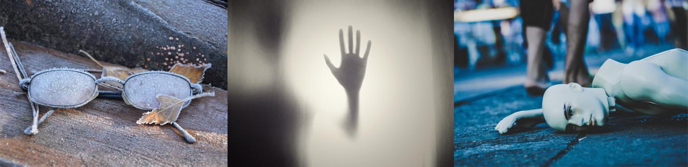 Vaizdai iš gąsdinančių objektų, blogio simboliai ar mirtį ir neviltį sukeliantys paveikslėliai trauks lankytojų dėmesį, nes jie pažadina sukrečiančias emocijas