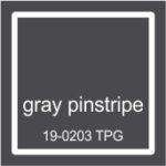 "Pantone spalva ""Gray pinstripe"""