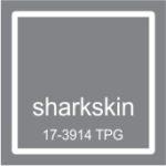 "Pantone spalva ""Sharkskin"""