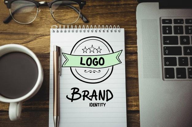 logotipai, prekes zenklas, uzrasine, kava, akiniai